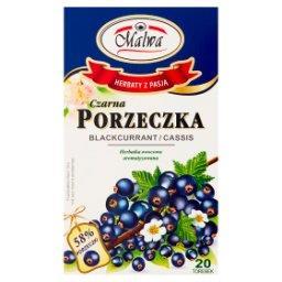 Herbatka owocowa czarna porzeczka  (20 x 2 g)
