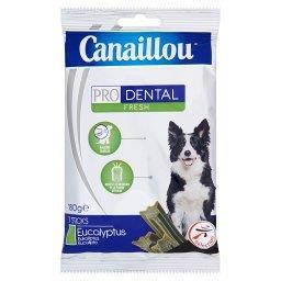 Pro Dental Fresh Uzupełniająca karma dla dorosłych psów eukaliptus