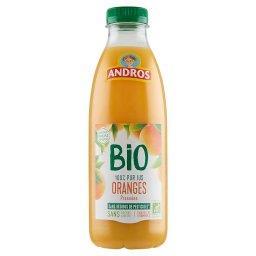 Bio Sok z pomarańczy ekologicznych 0,75 l