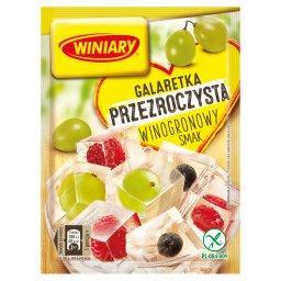Galaretka przezroczysta winogronowy smak