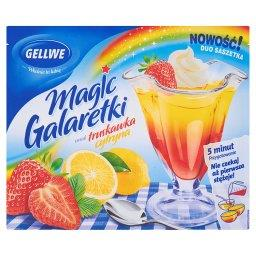Magic Galaretki smak truskawka cytryna