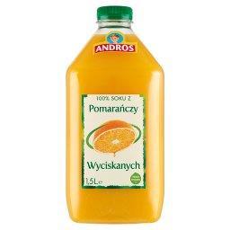 100% sok z pomarańczy wyciskanych