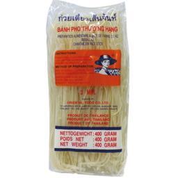 Makaron ryżowy 3mm, bez glutenu 400 g