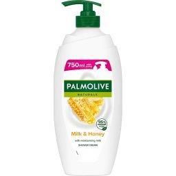 Naturals Honey&Milk, kremowy żel pod prysznic mleko ...