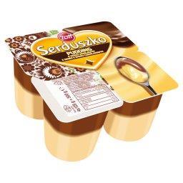 Pudding wanilia/czekolada 500 g (4 x )