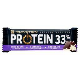 Go On Protein 33% Baton o smaku czekoladowym