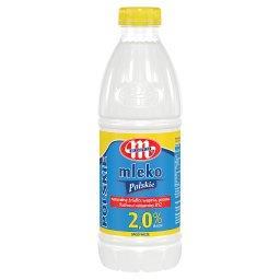Mleko Polskie spożywcze 2,0 % 1 l
