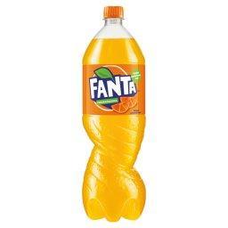 Pomarańczowa Napój gazowany