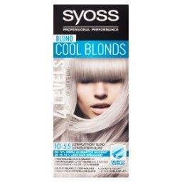 Blond Cool Blonds Farba do włosów ultra platynowy blond 10-55