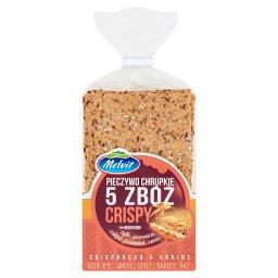 Crispy Pieczywo chrupkie 5 zbóż