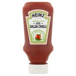 Mexican Style Sos salsa chilli