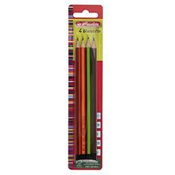 Ołówek Scolair 4 szt.