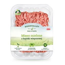 Mięso mielone z łopatki wieprzowej