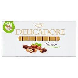 Delicadore Batoniki z czekolady z nadzieniem orzecho...