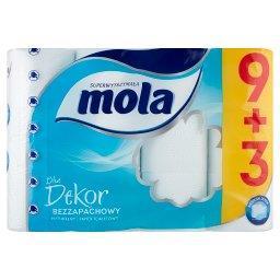 Blue Dekor Papier toaletowy 12 rolek