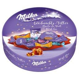 Mieszanka czekolady mlecznej  (19 sztuk)
