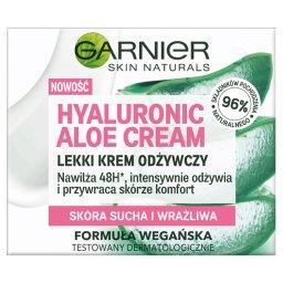 Hyaluronic Aloe Cream Lekki krem odżywczy 50 ml