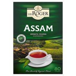 Assam Herbata czarna ekspresowa 136 g (80 torebek)