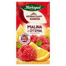 Herbaciany Ogród Herbatka owocowo-ziołowa malina z c...