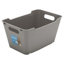 Koszyk plastikowy Lotta Lifestyle-Box 6 l szary 29,5...