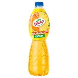 Napój pomarańcza ananas