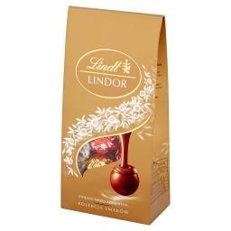 Lindor Praliny z czekolady mlecznej białej i gorzkie...