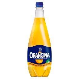 Napój gazowany smak klasycznej pomarańczy