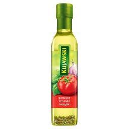 Olej rzepakowy z pierwszego tłoczenia z pomidorami c...