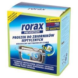 Prevention Proszek do zbiorników septycznych  (22 sa...