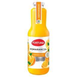 Sok z dodatkiem witaminy C odporność pomarańcza