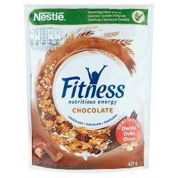 Fitness Chocolate Płatki śniadaniowe
