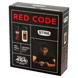 Red Code Zestaw kosmetyków