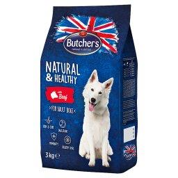 Natural & Healthy Karma dla dorosłych psów z wołowin...