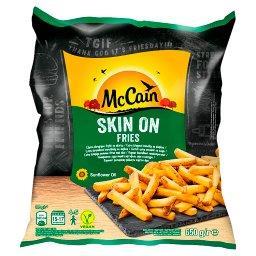 Skin On Fries Ekstra chrupiące frytki ze skórką