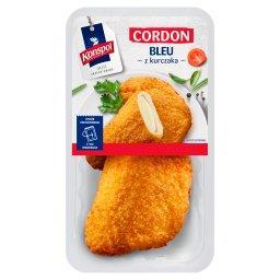 Kotlet Cordon Bleu z kurczaka