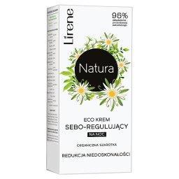 Natura Eco krem sebo-regulujący na noc organiczna sz...