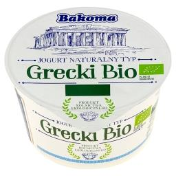 Jogurt Bio naturalny typ grecki