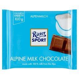 Czekolada mleczna alpejska