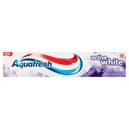 Active White Pasta do zębów z fluorkiem