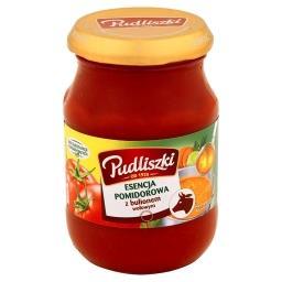 Esencja pomidorowa z bulionem wołowym