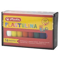 Plastelina 16 kolorów