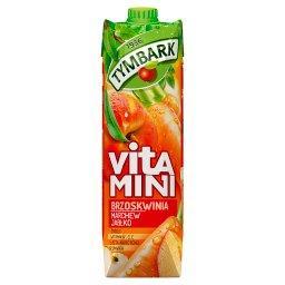 Vitamini Sok brzoskwinia marchew jabłko 1 l