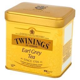 Earl Grey Czarna herbata liściasta z aromatem bergam...