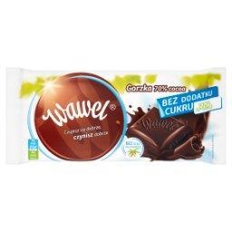 Gorzka 70% Cocoa bez dodatku cukru Czekolada