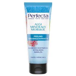 Perfecta Algi i minerały morskie Peeling drobnoziarn...