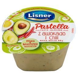 Pastella Pasta jajeczna z awokado i chili