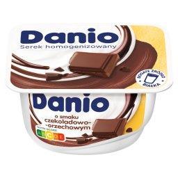 Serek homogenizowany o smaku czekoladowo-orzechowym ...