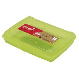 Pojemnik click-box mini luca 0,5 l zielony (transpar...