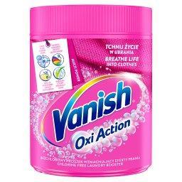 Oxi Action Odplamiacz do tkanin w proszku