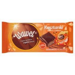 Kasztanki kakaowe z wafelkami Czekolada nadziewana